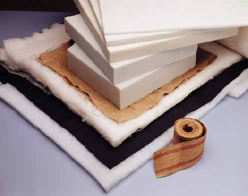 upholstery foam and supplies